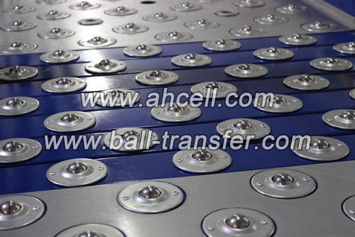 ball roller floor ball transfer units table platform