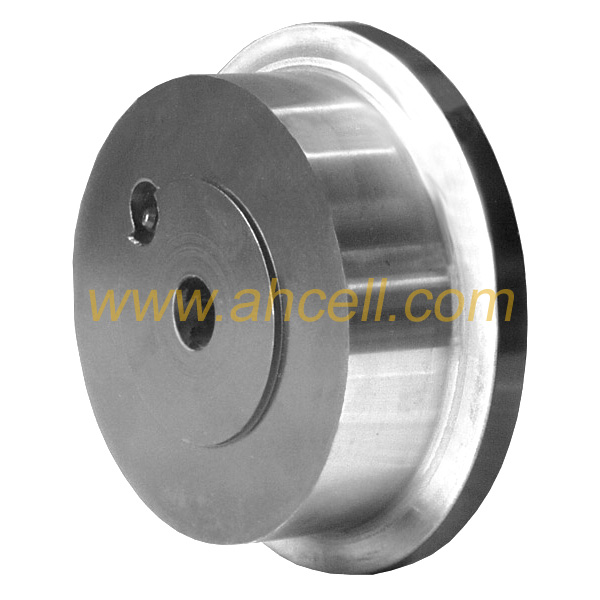 steel track  wheel