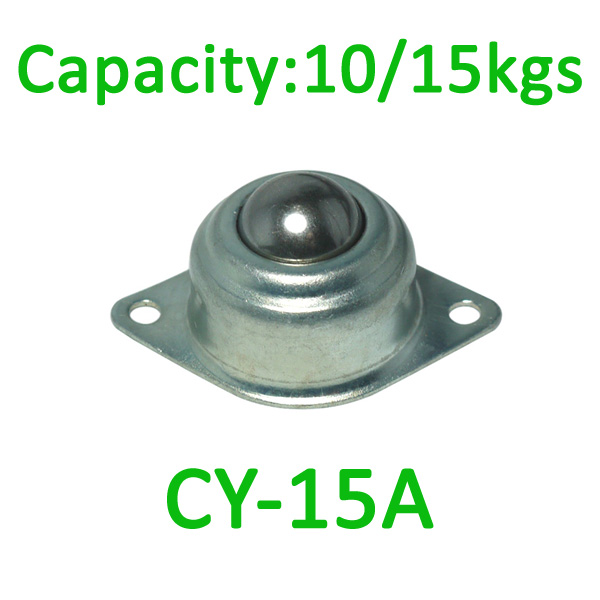 CY-15A ball transfer unit,10kg load capacity ,flange carbon steel unit